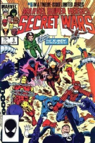 Marvel Super-Heroes Secret Wars 1984 - 1985 #5