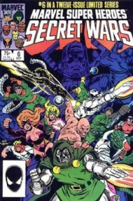 Marvel Super-Heroes Secret Wars 1984 - 1985 #6