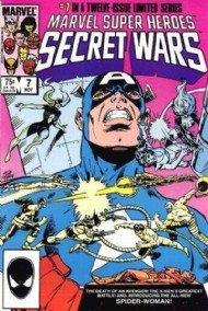 Marvel Super-Heroes Secret Wars 1984 - 1985 #7