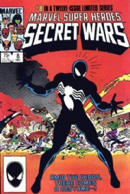 Marvel Super-Heroes Secret Wars 1984 - 1985 #8
