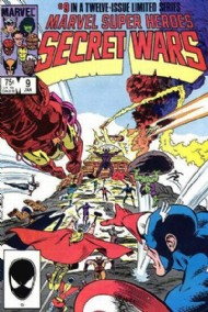 Marvel Super-Heroes Secret Wars 1984 - 1985 #9