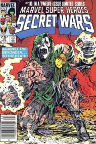 Marvel Super-Heroes Secret Wars 1984 - 1985 #10