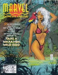 Marvel Swimsuit Special 1992 1992 #1992