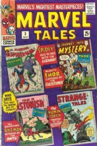 Marvel Tales (2nd Series) 1966 - 1994 #3