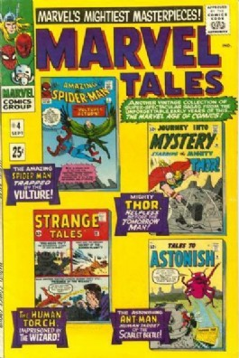 Marvel Tales (2nd Series) #4