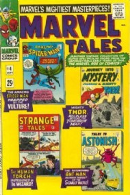 Marvel Tales (2nd Series) 1966 - 1994 #4