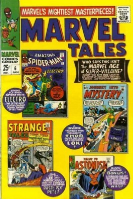 Marvel Tales (2nd Series) #6