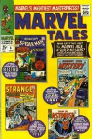 Marvel Tales (2nd Series) 1966 - 1994 #6