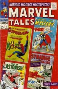 Marvel Tales (2nd Series) 1966 - 1994 #7
