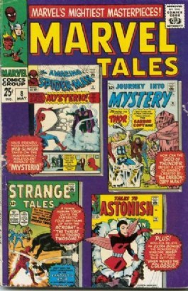 Marvel Tales (2nd Series) #8