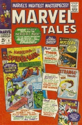 Marvel Tales (2nd Series) #9