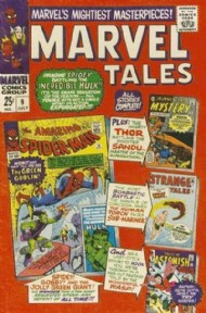 Marvel Tales (2nd Series) 1966 - 1994 #9