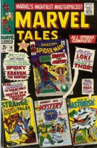 Marvel Tales (2nd Series) 1966 - 1994 #10