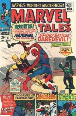 Marvel Tales (2nd Series) #11
