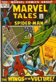 Marvel Tales (2nd Series) 1966 - 1994 #34