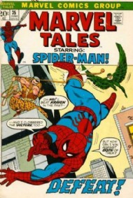 Marvel Tales (2nd Series) 1966 - 1994 #35