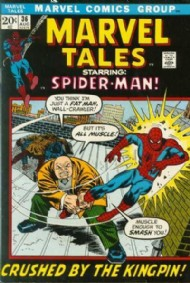 Marvel Tales (2nd Series) 1966 - 1994 #36