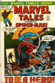Marvel Tales (2nd Series) 1966 - 1994 #37