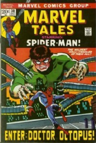 Marvel Tales (2nd Series) 1966 - 1994 #38