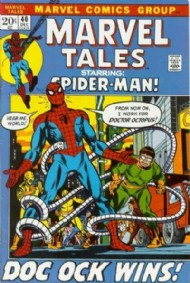 Marvel Tales (2nd Series) 1966 - 1994 #40