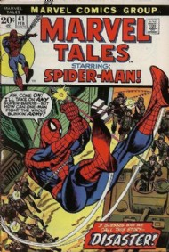 Marvel Tales (2nd Series) 1966 - 1994 #41