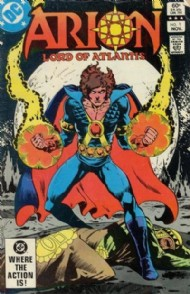 Arion Lord of Atlantis 1982 - 1985 #1