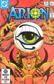 Arion Lord of Atlantis 1982 - 1985 #2