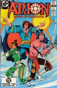 Arion Lord of Atlantis 1982 - 1985 #3