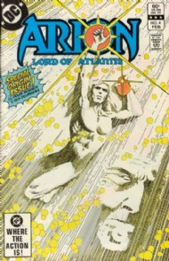 Arion Lord of Atlantis 1982 - 1985 #4