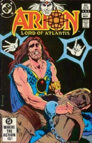 Arion Lord of Atlantis 1982 - 1985 #5