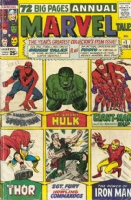 Marvel Tales Annual 1964 #1