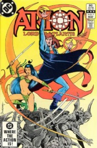 Arion Lord of Atlantis 1982 - 1985 #7
