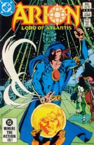 Arion Lord of Atlantis 1982 - 1985 #8