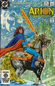 Arion Lord of Atlantis 1982 - 1985 #9