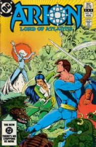 Arion Lord of Atlantis 1982 - 1985 #10