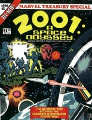 Marvel Treasury Special: 2001 a Space Odyssey 1976 #1976
