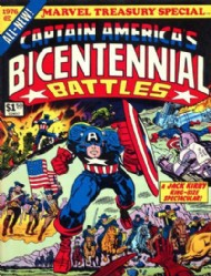 Marvel Treasury Special: Captain America's Bicentennial Battles 1976