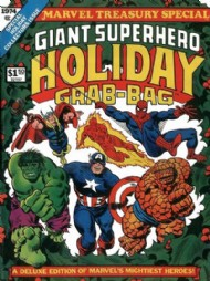 Marvel Treasury Special: Giant Superhero Holiday Grab-Bag 1974 #1