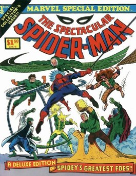 Marvel Treasury Special: the Spectacular Spider-Man #1