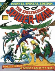 Marvel Treasury Special: the Spectacular Spider-Man 1975 #1