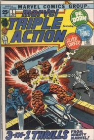 Marvel Triple Action 1972 - 1979 #1