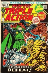Marvel Triple Action 1972 - 1979 #2