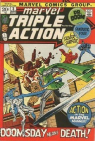 Marvel Triple Action 1972 - 1979 #3