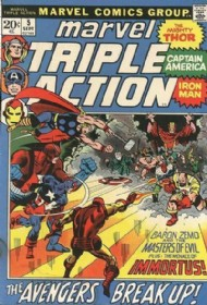 Marvel Triple Action 1972 - 1979 #5