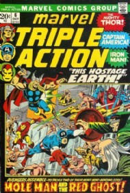 Marvel Triple Action 1972 - 1979 #6