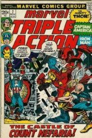 Marvel Triple Action 1972 - 1979 #7
