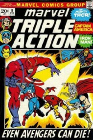 Marvel Triple Action 1972 - 1979 #8