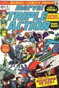 Marvel Triple Action 1972 - 1979 #9