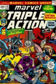 Marvel Triple Action 1972 - 1979 #10