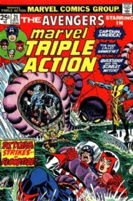 Marvel Triple Action 1972 - 1979 #21